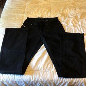 Denim - Women's curl girl jeans